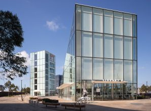 Green Square Library & Plaza